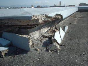 鉄筋コンクリートの爆裂現象
