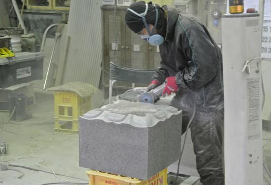 お墓・墓石 日本石材加工
