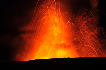 キラウェア火山 ハワイ