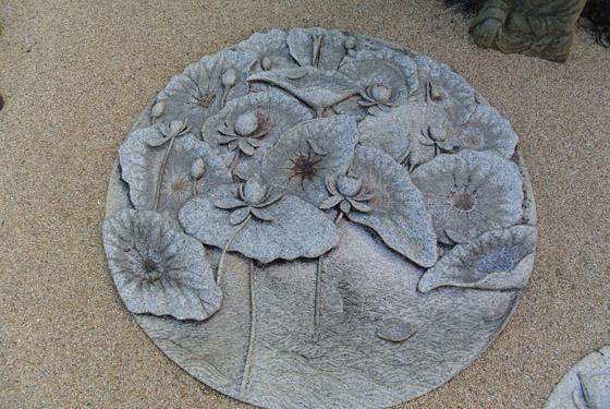 茨城県産稲田石 石材彫刻