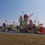 栃木県 真岡市総合運動公園 遊具