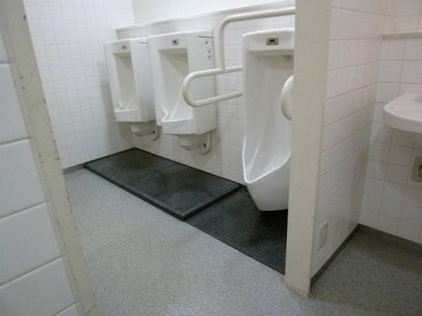 トイレ 汚垂石