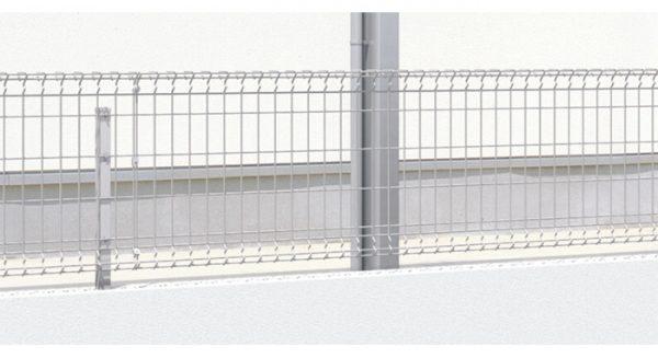 フェンス工事三共アルミ ユメッシュ