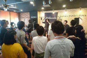 jMatsuzaki ライブ