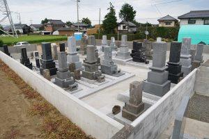 みなし墓地 集落墓地 共同墓地 造成工事