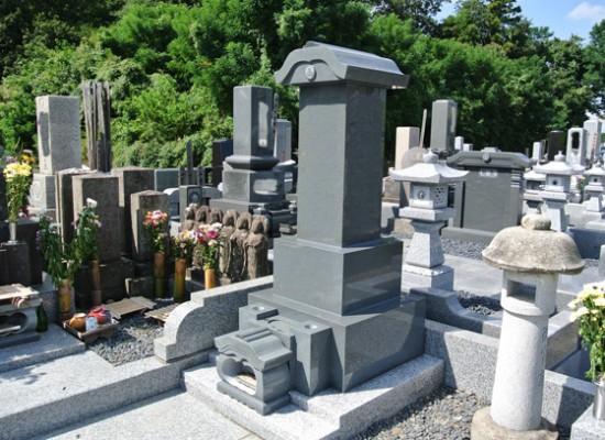 本小松石 墓石