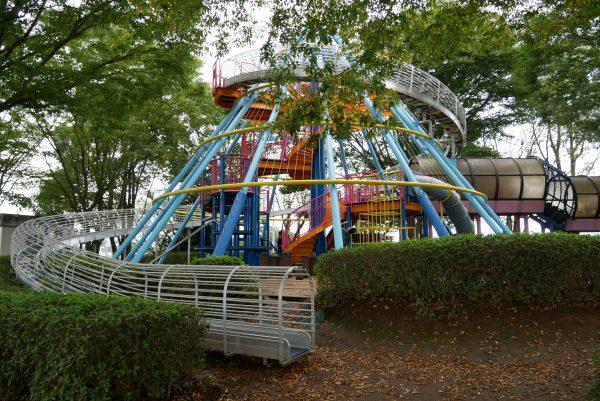 茨城県 公園 遊具 県西総合公園