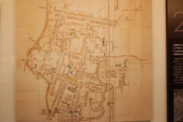 茨城県桜川市真壁町地図