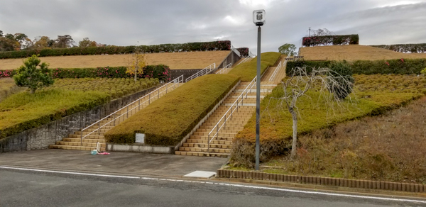 茨城県北茨城市営 泉沢霊園