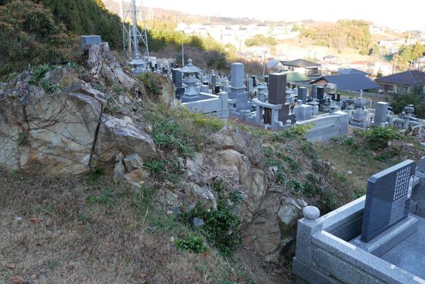茨城県日立市営十王東平霊園