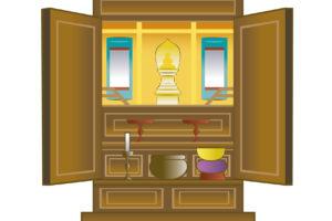 仏壇 置く場所 方角 お供え物