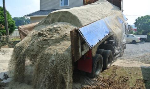 山砂 真砂土 まさ土