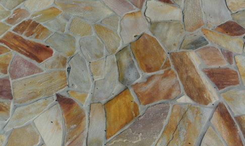 天然石 石張り