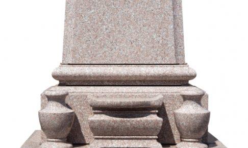 洋型墓石 メリット